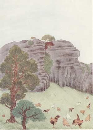 Kilnsey Crag, Yorkshire